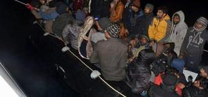 Didim'de göçmen kaçakçılığı operasyonu