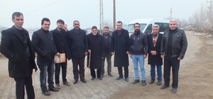 Başkan Kılıç köy köy dolaşıyor