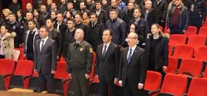 Uşak'ta Özel Güvenlik görevlisi olarak çalışanlara bilgilendirme semineri düzenlendi