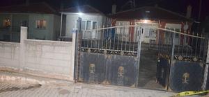 Konya'da bir eve silahlı saldırı