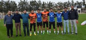 Didim Belediyespor'da ara dönemde takıma takviye