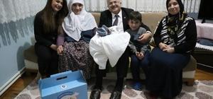 Rize'de yeni doğan çocuklarına Rize Belediye Başkanının ismini verdiler