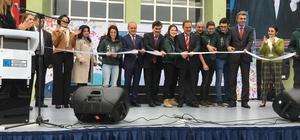 Kadıköy Anadolu Lisesi'nin yeni pansiyonu hizmete açıldı