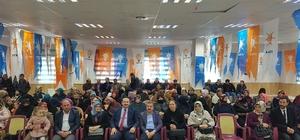 AK Parti Bayburt ilçe kadın kolları kongreleri gerçekleşti
