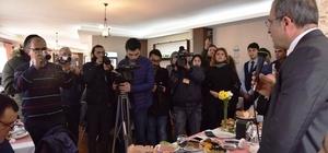 Tokat'ta 10 Ocak Gazeteciler günü kutlamaları