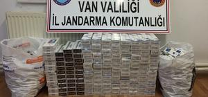 Van'da uyuşturucu ve kaçakçılık operasyonu