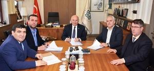 Süleymanpaşa Belediyesi TÜM BEL-SEN ile toplu iş sözleşmesi imzaladı