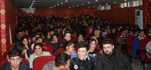 Beytüşşebaplı öğrenciler için enerji verimliği semineri düzenlendi