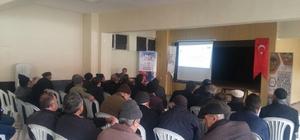 TKDK Çavdarhisar'da girişimcileri bilgilendirdi