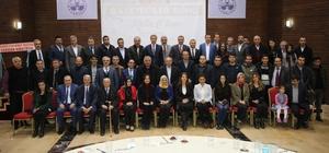 """Türkiye ve Elazığ'da """"Basın vatanını korumak için el birliği yaptı"""""""