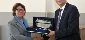 GSO-MEM ile yapılan işbirliği Türkiye'ye örnek olacak