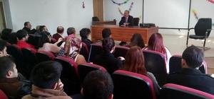 Milli Eğitim Müdürü Alagöz Suriyeli öğrenciler ile bir araya geldi