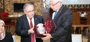Vali Yardımcısı Sedat Oktar emekli oldu