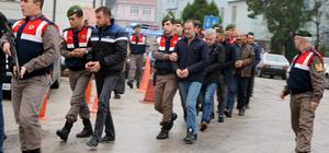 Uluslararası göçmen kaçakçılığı örgütüne operasyon