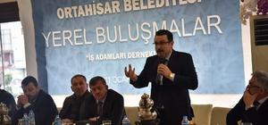 Ortahisar Belediyesi, Trabzon'un iş dünyasını bir araya getirdi