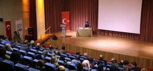 """İHH'dan """"uyuşturucu ile mücadele"""" konferansı"""