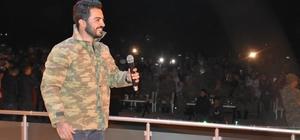 Şırnak'ta Mehmetçik'e moral konseri