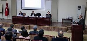 2018 yılının ilk koordinasyon kurul toplantısı yapıldı