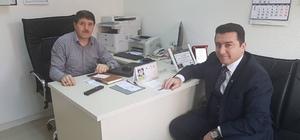 Başkan Bakıcı'dan Yenidoğan Mahallesi ziyareti