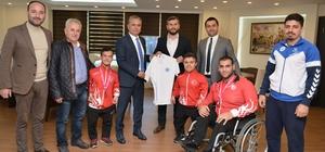 Meksika şampiyonları Muratpaşa'da