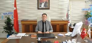 Yeni İlçe Milli Eğitim Müdürü Çetinkaya görevine başladı