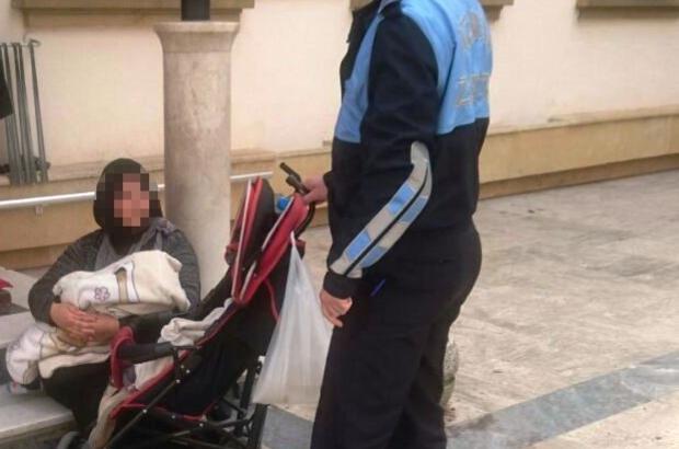İzmit Belediyesi Zabıta ekipleri duygu sömürüsüne izin vermiyor