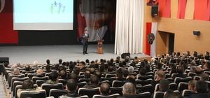 Elazığ'da 2 bin 80 güvenlikçiye eğitim verildi