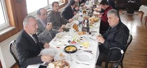 Alaplı Kaymakamı Eskioğlu, gazeteciler ile bir araya geldi