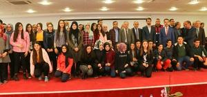 Yahyalı'da başarılı 68 öğrenci ödüllendirildi
