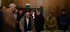Vali Necati Şentürk, Mucur İlçesinde incelemelerde bulundu