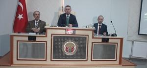 Bilecik İl Koordinasyon Toplantısı yapıldı