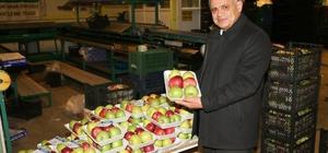 Yahyalı'nın elması Türkiye Büyük Millet Meclisinde