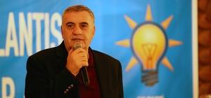 Başkan Toçoğlu Hendek İlçe Teşkilatı'nın toplantısına katıldı