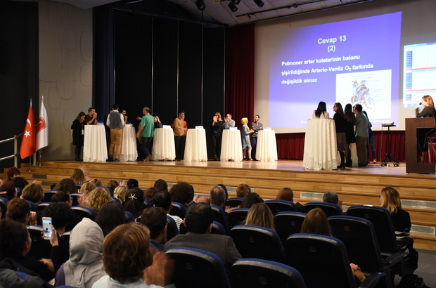 Hastaneler arasında bilgi yarışması düzenlendi