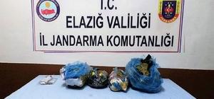 lazığ'da uyuşturucu operasyonu: 2 şüpheli tutuklandı