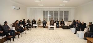 Başkan Kara Barış Mahallesi sakinleri ile bir araya geldi