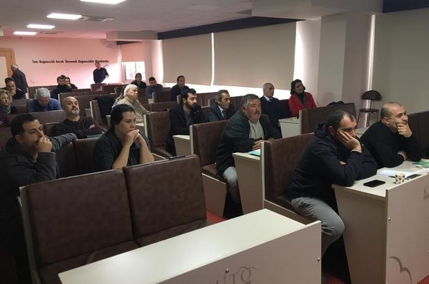 Tarım ve Kırsal Kalkınmayı destekleme toplantısı KUTO'da yapıldı