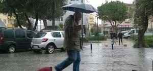 idim'de şiddetli yağış yaşamı etkiledi