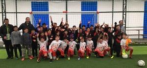 Bilecikspor Kış Spor Okulu'na ilgi büyük