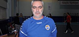 Kastamonu Belediyespor, Vistal maçına hazır