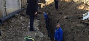 Tuzluca Belediyesi'nin alt yapı çalışmaları