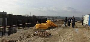 Kaymakam Kızıltoprak Ergene'deki yatırımları inceledi