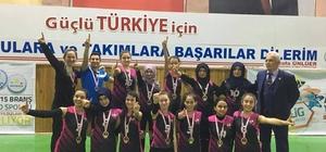 Analig Voleybol grup müsabakaları Nevşehir'de düzenlendi