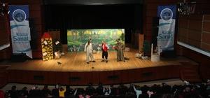 Kültür sanat etkinlikleri iki oyunla devam etti