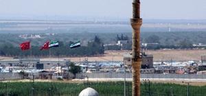 Afrin'e beklenen operasyonu öncesi Suriye sınırında birlikleri teyakkuzda