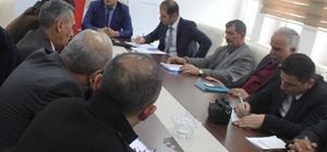 Bitlis'te 'Buzağı Ölümlerinin Önlenmesi' toplantısı