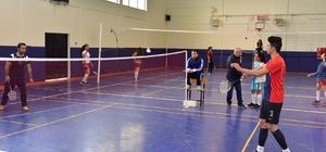 Osmaniye'de Okullar Arası Badminton İl Birinciliği