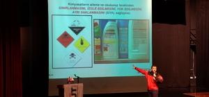 Aydın'da Afet Bilinçlendirme Semineri düzenlendi