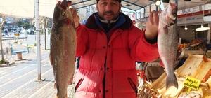 Tezgahlar boşaldı, balık zamlandı