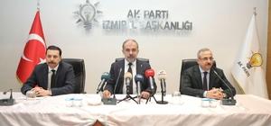 AK Parti teşkilatından Kocaoğlu'na 'ispat et' çağrısı